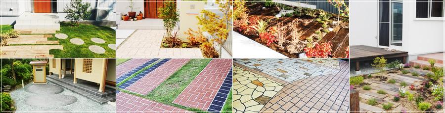 ICOA | イコア | 有限会社伊藤建設 | 耐震門柱・壁 | スタンプコンクリート | 磐田市 | 浜松市